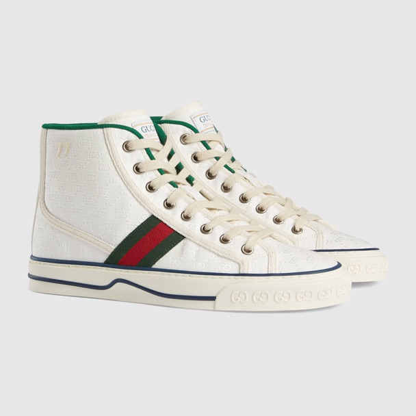 Baskets Gucci Tennis 1977 - femmes