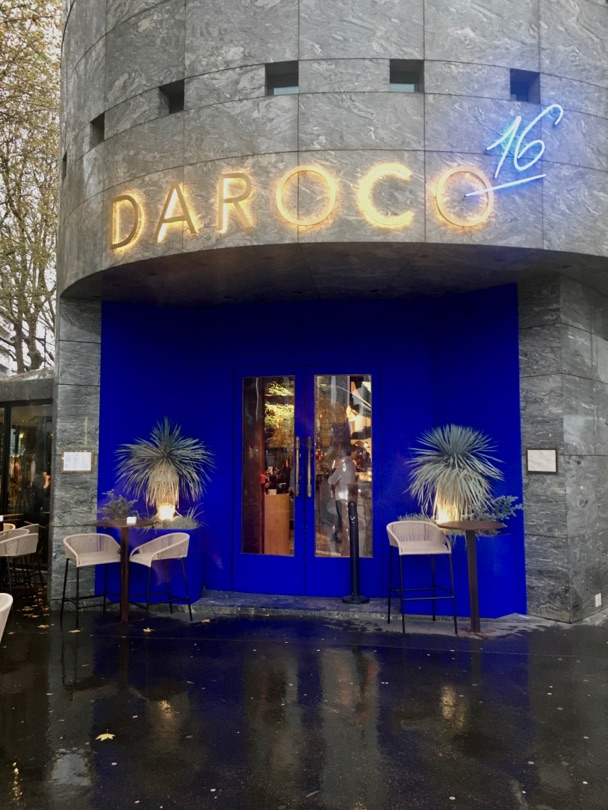 DAROCO 16 italien PIZZA PARIS